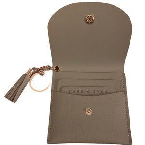 BOGO Free Lark & Ives mini keychain wallet…